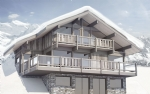 New build luxury chalets - St Gervais