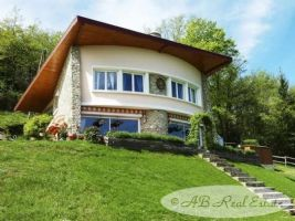 Unique 4 bedroom house set on a small hill overlooking the valley, 2 successful gites located