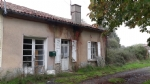 Renovated cottage in rural location with attached  garden/land of 2100m²