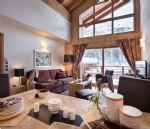 Ski in ski out luxury apartments in new Tignes village
