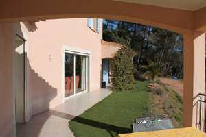 Villa at La Motte en Provence