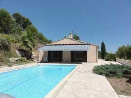 Villa in the hills above Draguignan