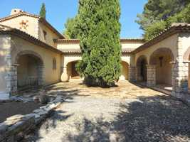 Villa in the hills above Draguignan