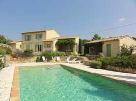 Six roomed villa near Flayosc