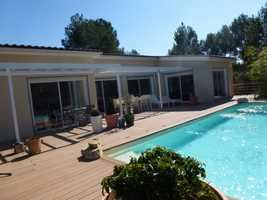 Contempary villa with 130m2 living space on 1 level