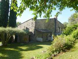 A very rare converted Olive oil mill