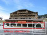 Brand new commercial premises for sale, at the foot of the pistes at Flumet.