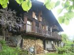 A renovated, savoyard farmhouse, set in woodland on 3272m² of land with beautiful views.
