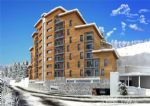 Ski-in ski-out apartments in Les Arcs