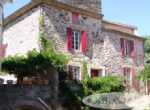 Charming stone house, 144m², 4 bedrooms, ready to move into, room to expand, large partly