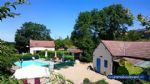 2 Houses independant and a swimmingpool on 6400m² terrain; Bo...