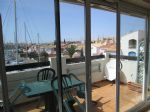 *Cap d'Agde, Apartment with private dock and parking
