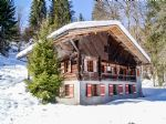 Very rare, ski in ski out, renovation project, 100m from La Clusaz village centre and lifts