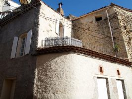 Pretty Stone Village House With Terrace, Courtyard And, Fully Furnished.