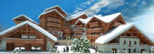 French Alps - New-build leaseback studio apartment (Alpe d'Huez)