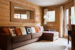 3 bedroom ski apartment in Les Houches Chamonix Valley