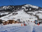 2 bedroom ski apartment on the pistes