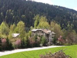 Manor house to renovate in Alpine village
