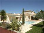 Superb Villa With Indep Apt and Pool, West Perpignan