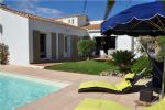 Superb Villa With Panoramic Views And Pool, Canet Plage