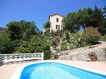 Stunning Character Sea View Property With Pool, Cerbere