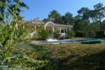 Superb house on golf course next to the ocean at Lacanau.