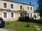Manor house with gites and pool in 5 hectares near the ocean