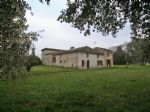 Stone house to renovate in an enchanting riverside location, 9000m� of land, outbuildings