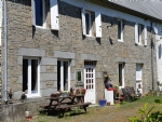 Five bedroomed detached property with land in Normandy