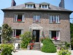 Maison de Maitre in rural setting in Normandy countryside