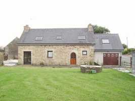 Detached Longere with Stone Outbuildings and Building Plot
