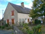 Village house situated in the Creuse department near the village of AZERABLES