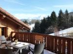 Chalet with Mont Blanc views, Combloux