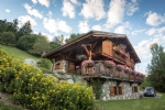 Stunning 4 bed chalet, Cordon