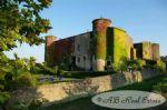 Unique 12th C Medieval Castle with 64ha of grounds, park 'à la française',