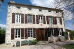 Nr Agen - For sale : Maison de Maitre with river access and other business potential