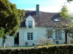 Attractive stone house hidden away in a hamlet 3 km from Lussac-Les-Eglises