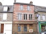 Former Bureau in Historic French Town, domestic accommodation possible