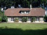 Traditional Normandy Property in Leafy Location Near to the Sea