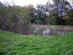 Large Serviced and Landscaped Building Plot with Lake