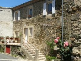 Charming Stone Village Home (Former B&b) With 2 Terraces And An Independant Studio.
