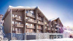 Fantastic boutique project of just 19 apartments - La Plagne