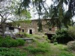 In the Vallée Française stone farmhouse in Cevennes with panoramic views and not isolated