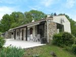 House with pool and an acre of gardens, three bedrooms, private and tranquil