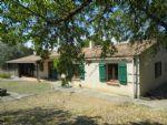 Detached house, 3 beds, pool, terraces, popular village