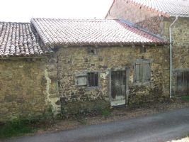 Small Outbuilding in a Hamlet