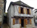 Prévinquières. Stone village house. 53 m² of living area