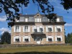 Beautiful Chateau built in 1906, which offers approx 600m² of living space set in 4.5h
