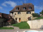 Charming property with main house, 2 gites, apartment & pool near Sarlat