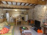 *Deceptively spacious village house with terrace, by the sea
